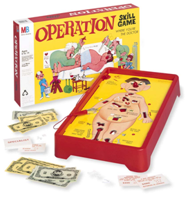 Operation: invertebrate