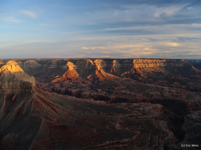 Beautiful, huge, and wild: it's not easy finding anything in the Grand Canyon