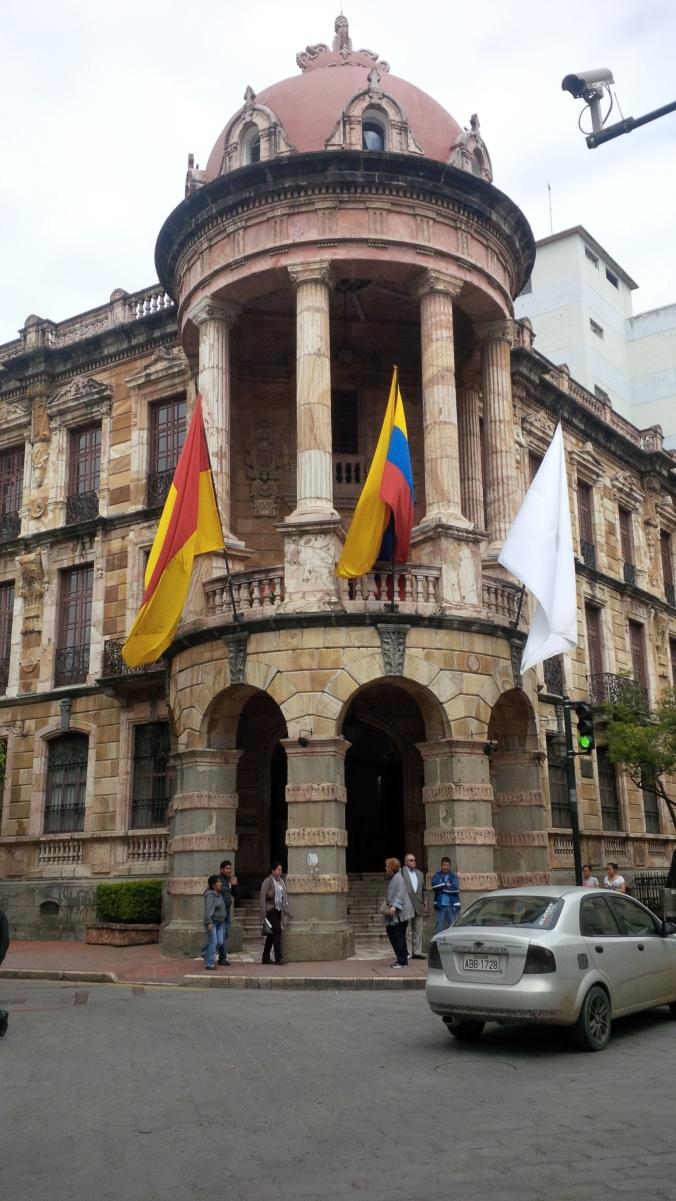 Cuenca City Hall