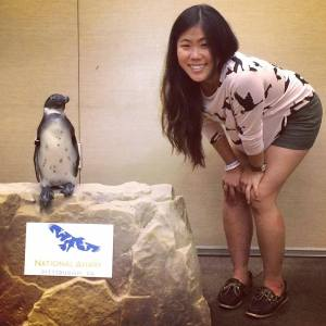 Happy the Penguin